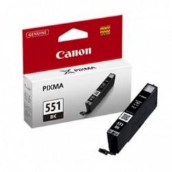 CARTUCHO CANON INYECCION TINTA CLI-551BK XL Negro