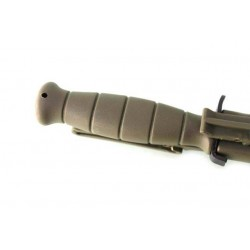 Cuchillo Coleccion Verde con funda de AB 32085
