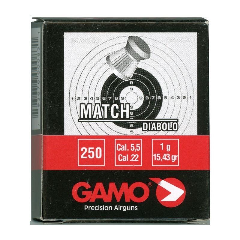 Gamo Match 5.5 Cartón