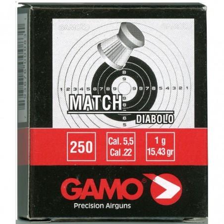 Balines Gamo Match 5.5 Cartón