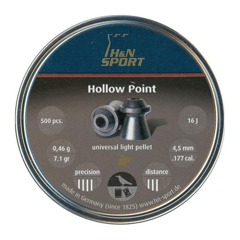 H&N Hollow Point 4.5