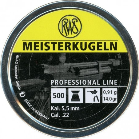 Balines RWS MEISTERKUGELN 5.5