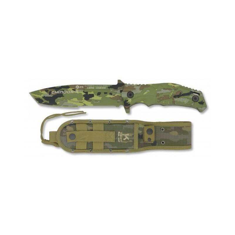 Cuchillo Tactico RUI CHINOOK II CANO ESP©.