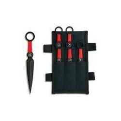 Cuchillo Albainox Set 6 Lanzadores 31850