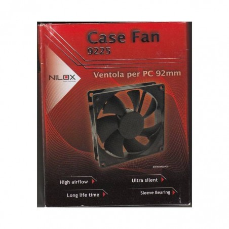 Refrigerador Case Fan 9225 92mm