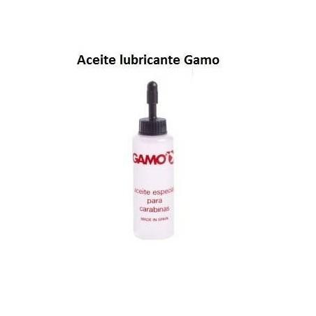 Botellin de Aceite Gamo