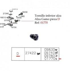 Tornillo 01770