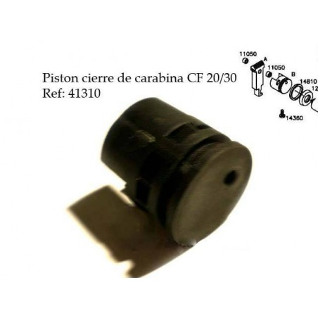 Piston Cierre RG14310