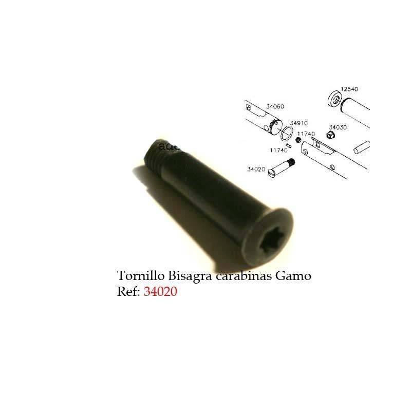 Tornillo Bisagra 34020