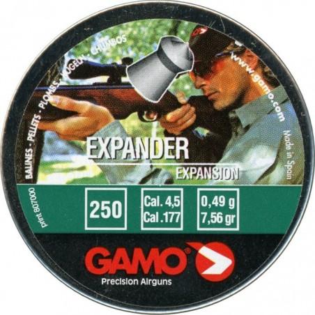 Balines Gamo Expander Cal 4.5 Lata Metal (250 ud)