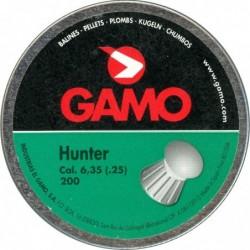 Balines Gamo Hunter Cal. 6.35 200 Unidades