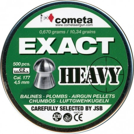 Balines Cometa Exact Heavy 4,5
