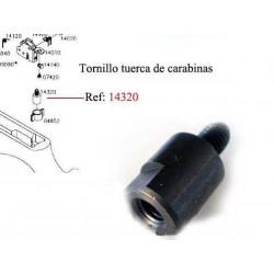 Tornillo Tuerca 14320
