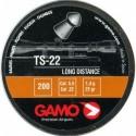 Gamo TS22 Cal. 5.5 (200 ud) Lata Metal