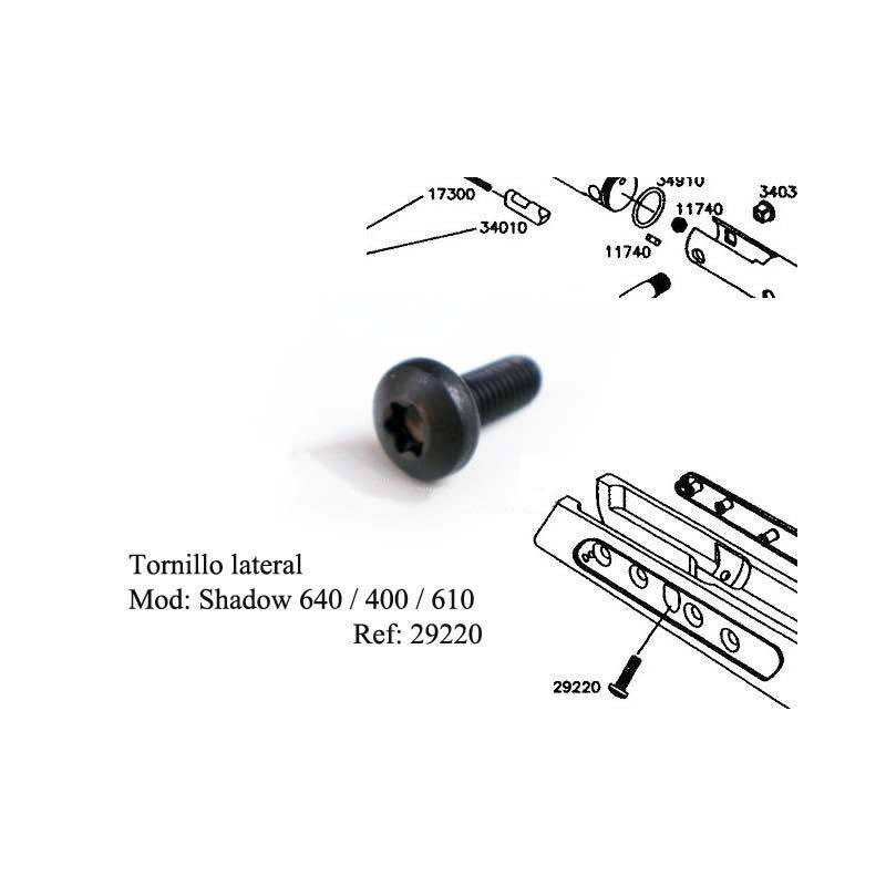 Tornillo lateral 29220