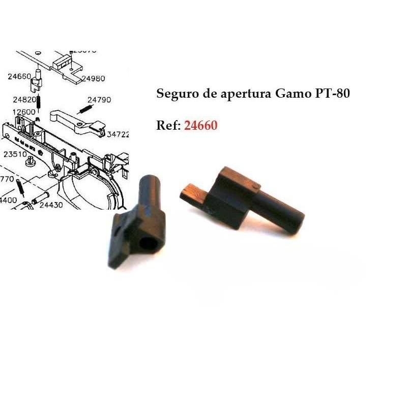 Seguro de apertura PT 80 24660