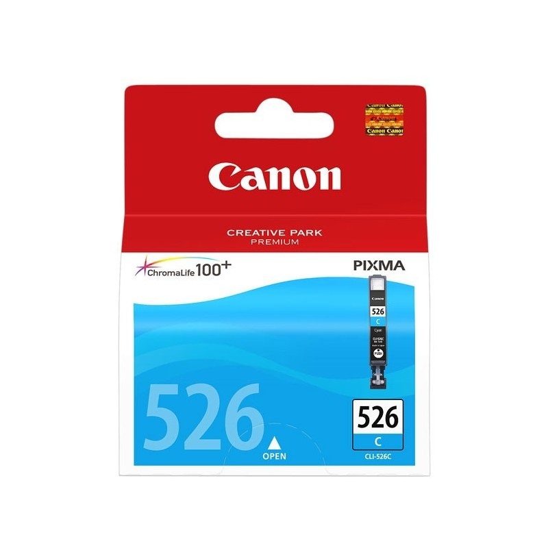 CARTUCHO CANON CLI-526C IP4850-MG5250 CIAN