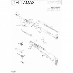 1 Gamo Delta Max 2005 Despiece