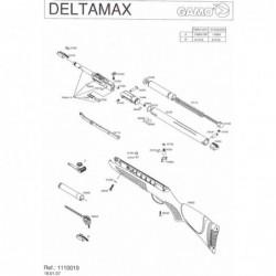 1 Gamo Delta Max 2007 Despiece