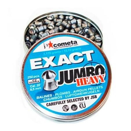 Balines JSB Exact Jumbo Heavy 5.5 250 unidades
