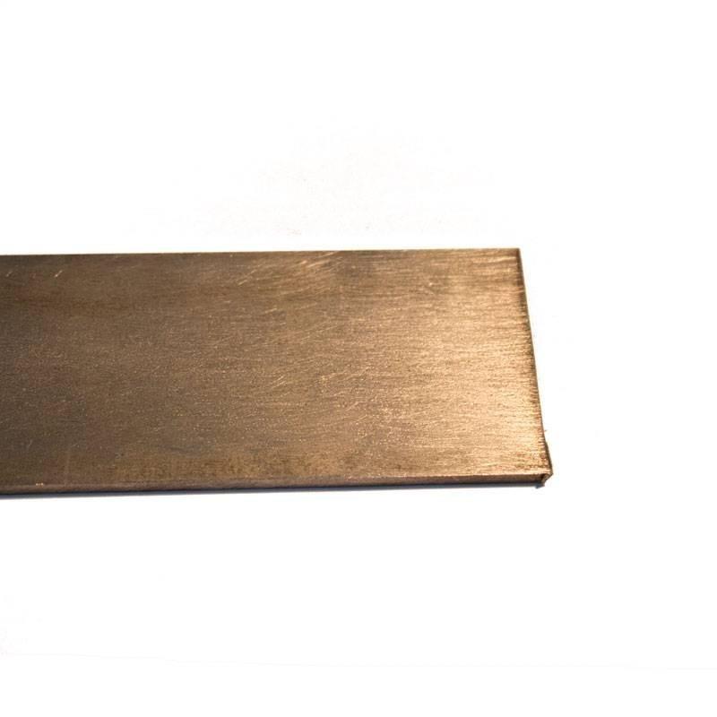 Acero Carbono Cromo 3X35X220mm