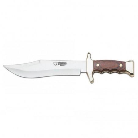 Cuchillo de Monte Cudeman 202-R Estamina Roja