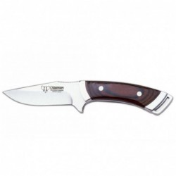 Cuchillo de Caza Cudeman 222-R Estamina Roja