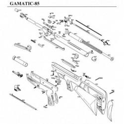 1 Gamo Gamatic-85 Despiece