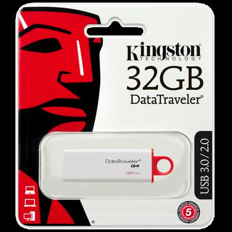 Pendrive Kingston 32 GB Datatraveler G4 USB 3.1