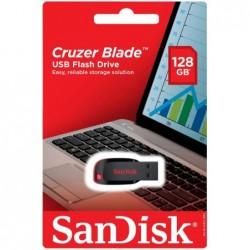 Pendrive Sandisk Cruzer Blade 128 gb