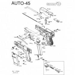 1 Gamo Auto 45 Despiece