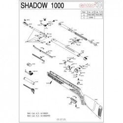 1 Gamo Shadow 1000 V2005