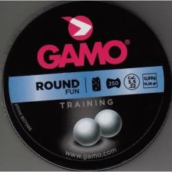 Balines Gamo Bolas Cal. 5.5 Lata Metal 250 unidades