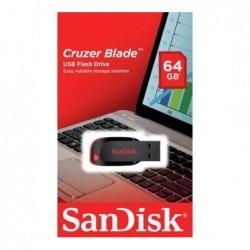Pendrive Sandisk Cruzer Blade 64 GB