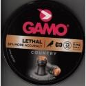 Balines Gamo Lethal 4.5 Lata 100 unidades