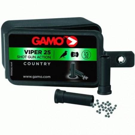 Cartuchos Gamo Viper 25 SHOT Cal. 5,5mm