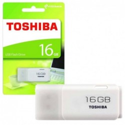 Pendrive Toshiba 16 GB USB 2.0