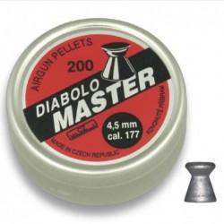 Balines DIABOLO MASTER Cal. 4.5 (200)