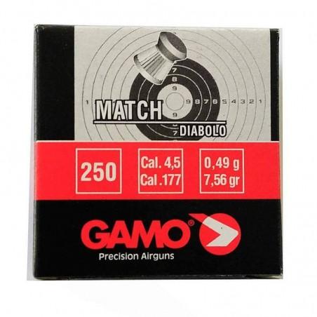 Balines Gamo Match 4.5 Cartón