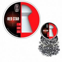 Baline BSA Red Star 4.5 lata 450 unidades
