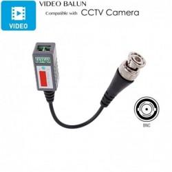 Transceptor pasivo de video HD por par trenzado BA612P-HAC CCTV