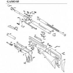 1 Gamo 85 Despiece