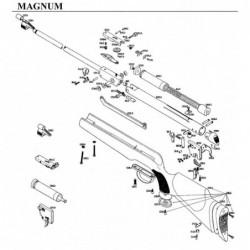 1 Gamo Magnum Despiece