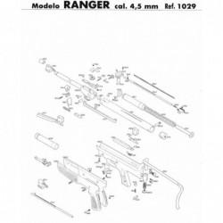 1 Gamo Ranger Despiece