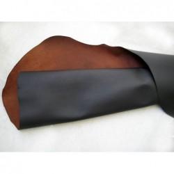 Pieza Piel Serraje engrasado Marrón 10x20 cm