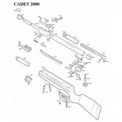 1 Gamo Cadet 2000 Despiece