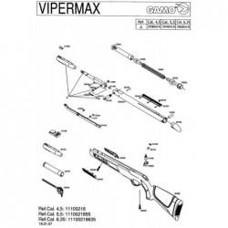 1 Gamo Vipermax Despiece