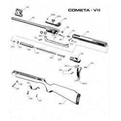 1 Cometa VII Despiece