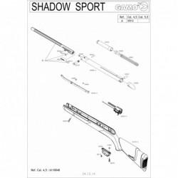 1 Gamo Shadow Sport Despiece