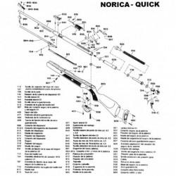 1 Norica Quick Versión 1 Despiece